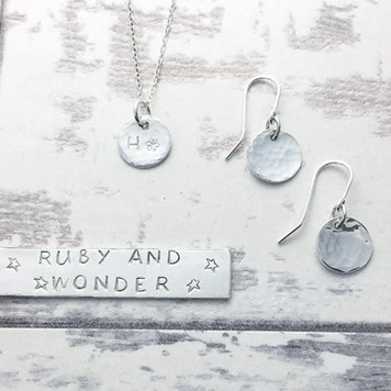 personalised handmade jewellery