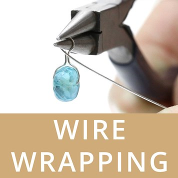 wire wrapping jewellery making advice
