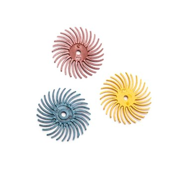 radial discs
