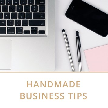handmade business blog