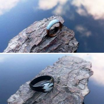opal jewellery design