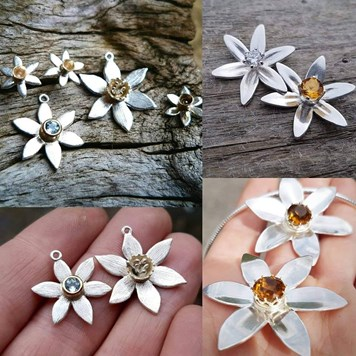 floral jewellery designs