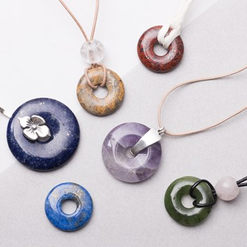 gemstone donuts