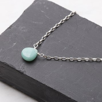 amazonite necklace kit