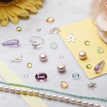 spring gemstones
