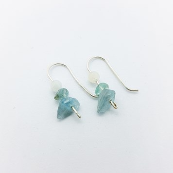 bead earrings jewellery making tutorial