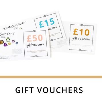 kernowcraft gift vouchers