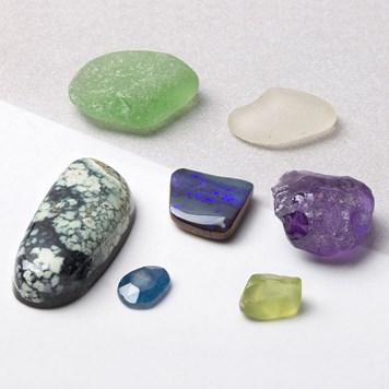 settings for freeform stones
