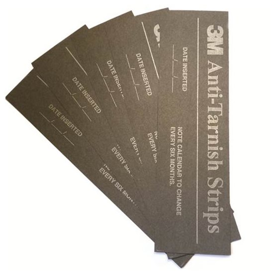 Anti Tarnish Paper Strips