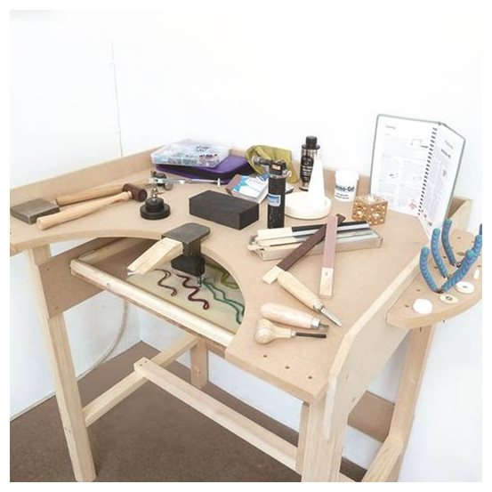 beginners jewellers workbench