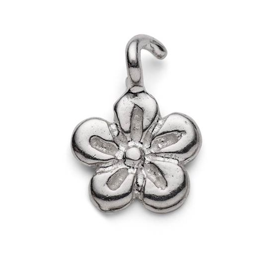 Sterling Silver Flower Charms