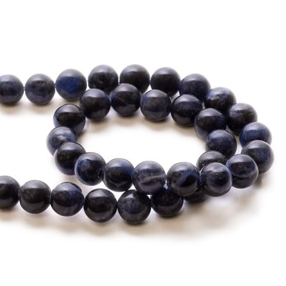 Sodalite Round Beads