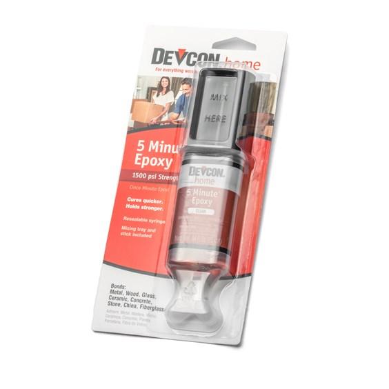 Devcon 5 Minute Epoxy Glue