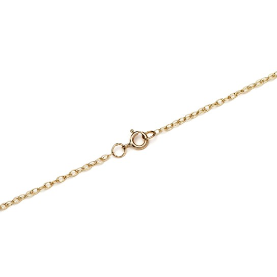 9ct Gold Fine Rope Chain
