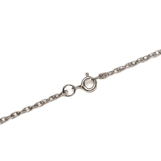 Sterling Silver Medium Rope Chain