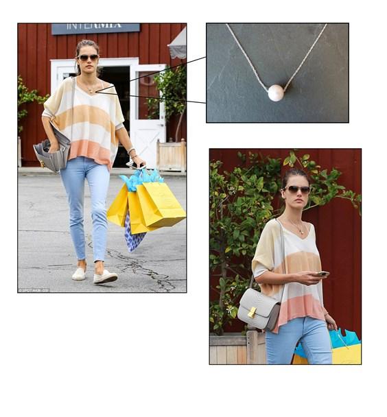 Alessandra-Ambrosio-pearl-necklace