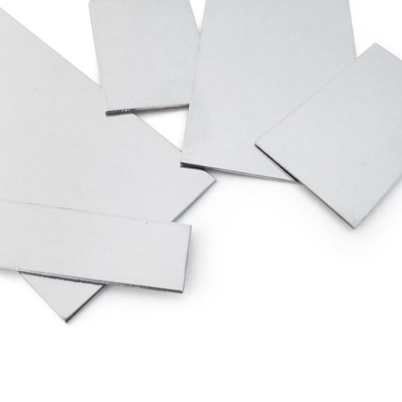 Assorted Sterling Silver Sheet Pack, Approx 20g