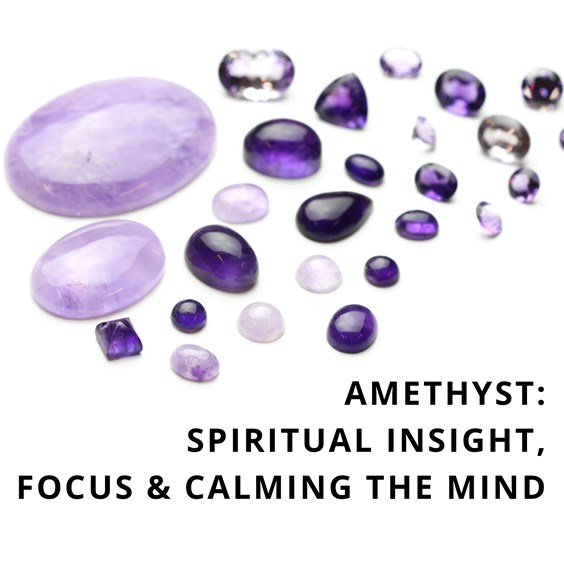 AllAbout Amethyst - The Birthstone of February.