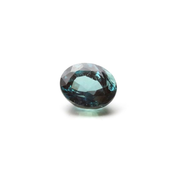 Alexandrite  4x3.25mm Oval Faceted Stone