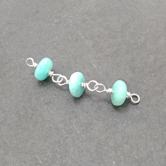 How To Make A Bead Chain - Kernowcraft