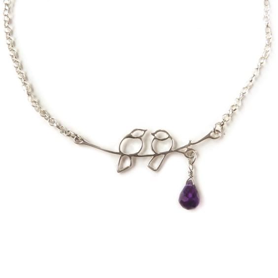 lovebird charm link