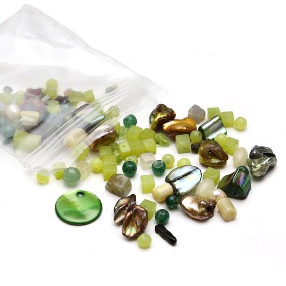 Greenery Bead Pack, 25g