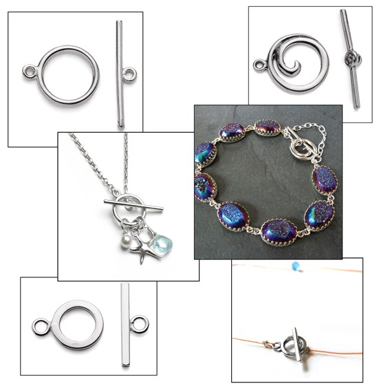 Toggle Clasps From Kernowcraft