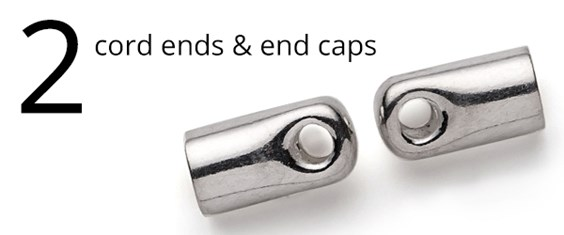 Cord ends & End Caps