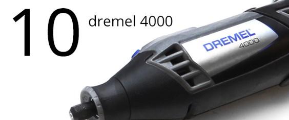Dremel 4000 Multi tool