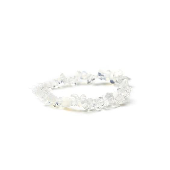 Opalite Chip Bead Bracelet