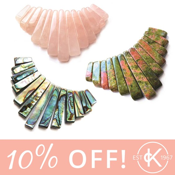 tapered sets 10% off