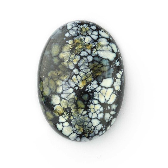New Lander Turquoise 25x18mm Oval Cabochon