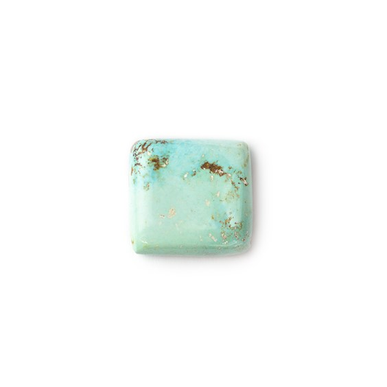Untreated Natural Persian Turquoise Rectangular Cabochon, Approx 27x20.5mm