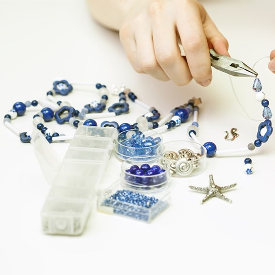 beading jewellery making