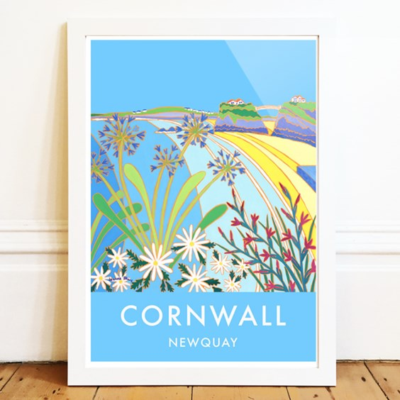 newquay print giveaway