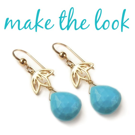 turquoise jewellery making projects