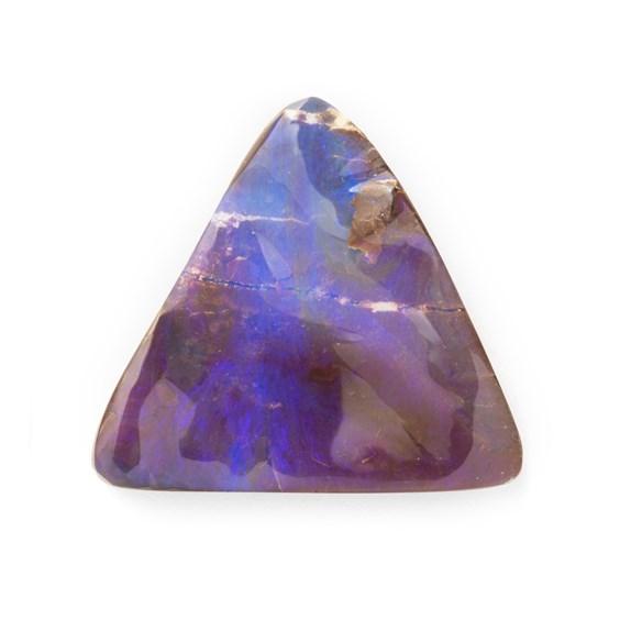 Australian Free Form Boulder Opal, Approx 27mm