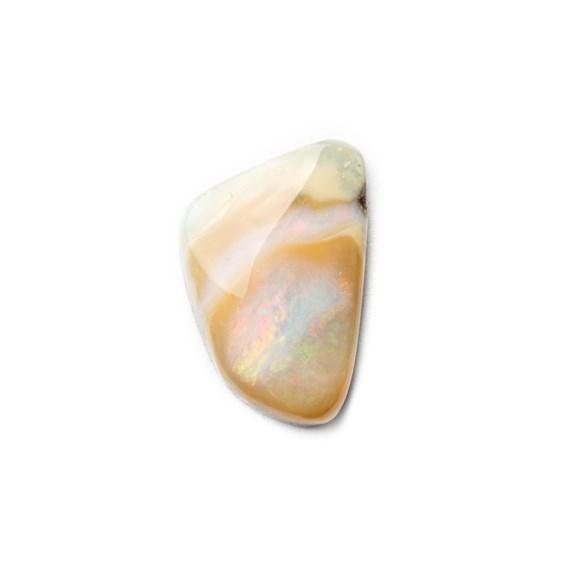 Australian Free Form Boulder Opal, Approx 18.5x12mm