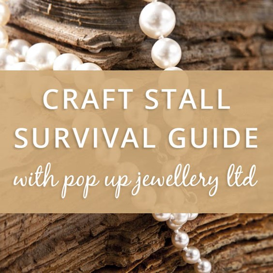 how to prepare for craft stall