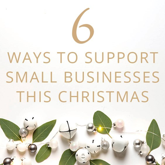 support small businesses christmas