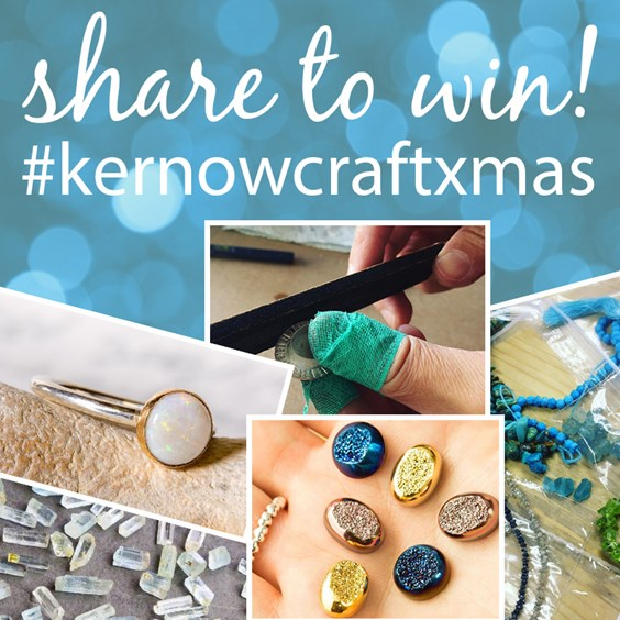 kernowcraft christmas jewellery competition