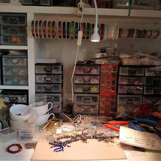 jewellers workbench