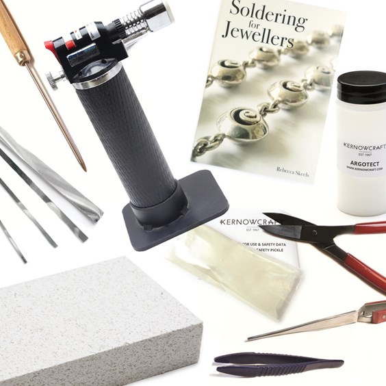 Complete Soldering Kit