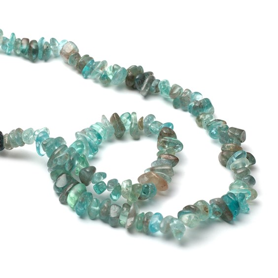 apatite chip beads