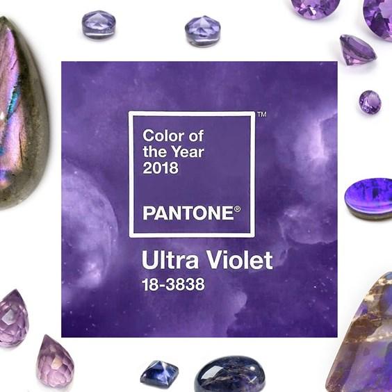 ultra violet jewellery making