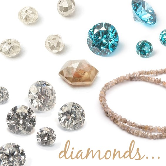 diamonds wedding jewellery