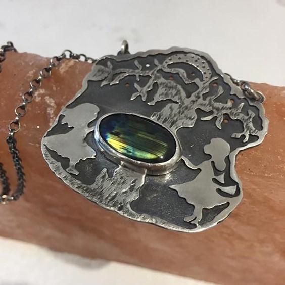 nature inspired jewellery