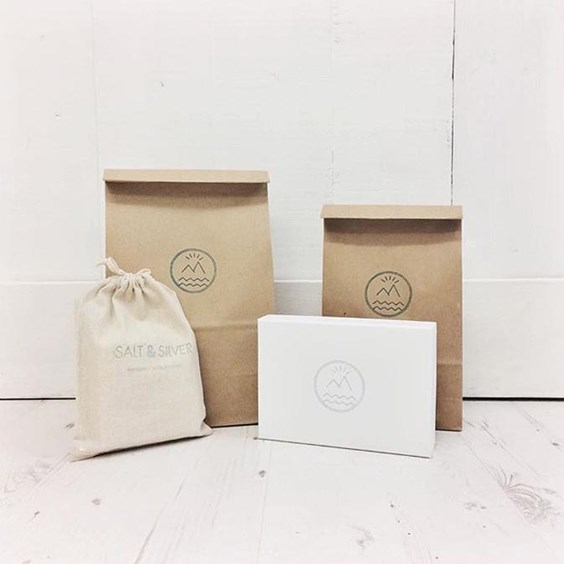 recycled jewellery packaging