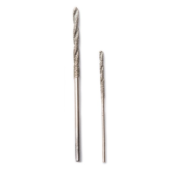 Diamond Coated Drill Bits