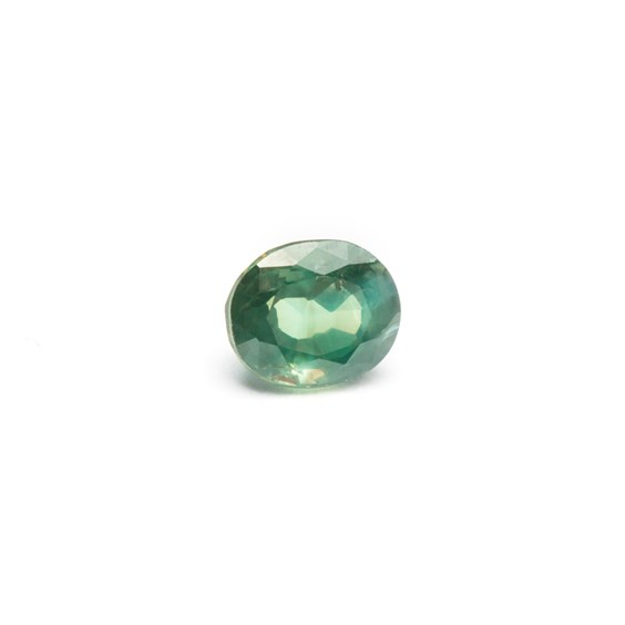 Alexandrite 4.5x4mm Oval Faceted Stone